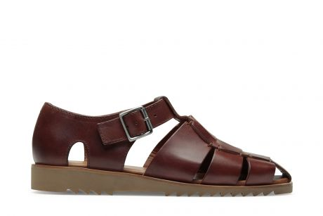 PACIFIC/SPORT MIEL-VEGETAL MARRON